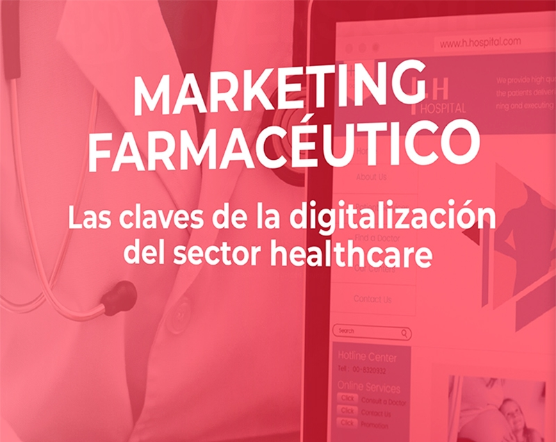 Cyberclick publica un ebook sobre marketing farmacéutico
