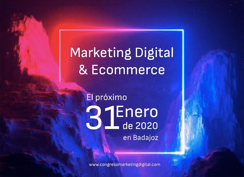 Vuelve el Congreso Extremeño de Marketing Digital y ECommerce