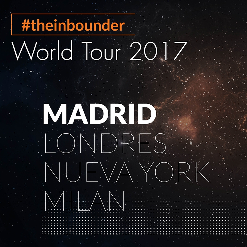 The Inbounder World Tour aterriza en Madrid