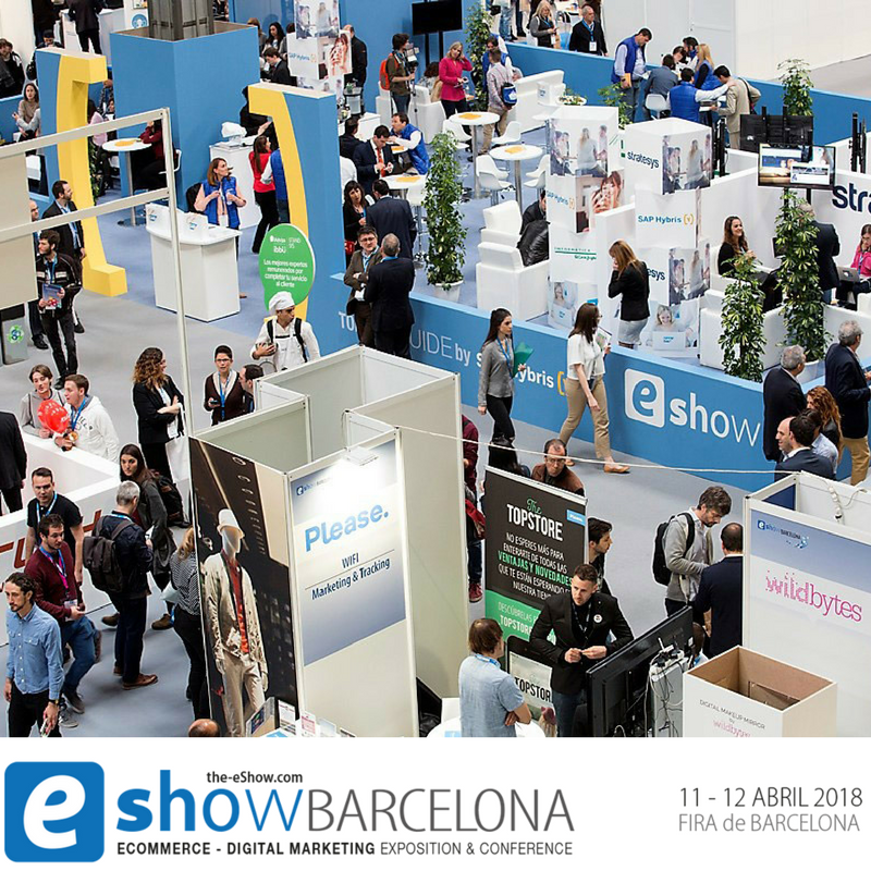 eShow, la mejor feria de ecommerce y marketing digital vuelve a Barcelona